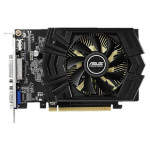 Placa video Asus GeForce GT 740, 740-OC-2GD5, 2GB GDDR5, 128bit