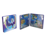 Pokemon Moon Steel Book 3DS