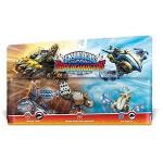 Set 3 figurine Shark Shooter Terrafin, Shark Tank, Jet Stream - Skylanders Superchargers