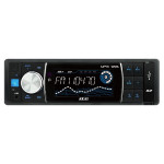 Radio MP3 auto AKAI STC-7006U, 4x25W, Bluetooth, USB, Card Reader, iluminare albastru