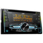 Radio CD auto JVC KW-R920BT, 4x50W, 2DIN, USB, Bluetooth, Vario Color