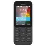 Telefon mobil Dual Sim NOKIA 215, Black