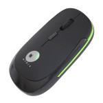 Mouse Wireless MYRIA RF-528, 800/1200 dpi, negru
