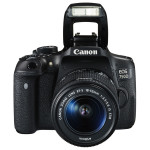 Camera foto digitala CANON EOS 750D + obiectiv 18-55 IS(WiFi)
