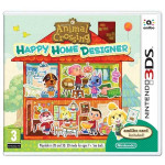Animal Crossing: Happy Home Designer + Special Amiibo Card 3DS