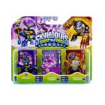 Set 3 figurine - Dune Bug, Phantom Cynder, Knockout Terrafin - Pack F - Skylanders SWAP Force