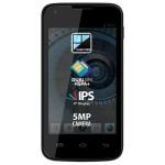 """Smartphone Dual Sim ALLVIEW A6 Quad, 4"""", 5MP, Black"""