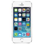 """iPhone 5S APPLE 16GB, 4"""", 8MP, Wi-Fi, Silver"""