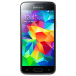 """Smartphone SAMSUNG G800F Galaxy S5 Mini, 4.5"""", 8MP, 4G, Wi-Fi, Bluetooth, Black"""