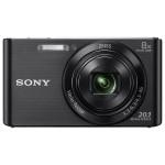 Camera foto digitala SONY DSC-W830, 20.1 Mp, 8x, negru