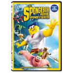 Spongebob: Aventuri pe uscat DVD