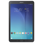 "Tableta SAMSUNG Galaxy Tab E T560, Wi-Fi, 9.6"", Quad Core T-Shark2 1.3GHz, 8GB, 1.5GB, Android, negru"
