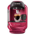 Espressor BOSCH Tassimo Vivy TAS1251, 0.7l, 1300W, 3.3 bar, roz