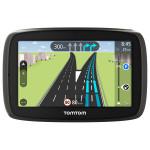Sistem de navigatie TOMTOM Full EU LT, Touchscreen 4.3 inch, microSD