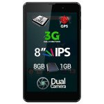 "Tableta ALLVIEW Viva H801, Wi-FI + 3G, 8.0"" IPS, Quad Core 1.3GH, 8GB, 1GB, Android 5.1 Lollipop"
