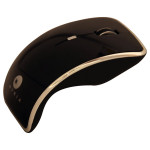 Mouse Wireless MYRIA WM-692BK, 1600 dpi, negru