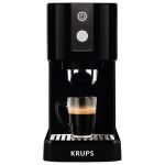 Espressor KRUPS XP341010, 1l, 1460W, 15 bari, negru