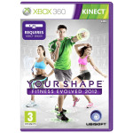 Your Shape: Fitness Evolved 2012 (Kinect) Xbox 360